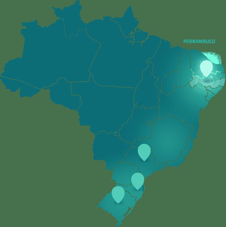 Mapa PE