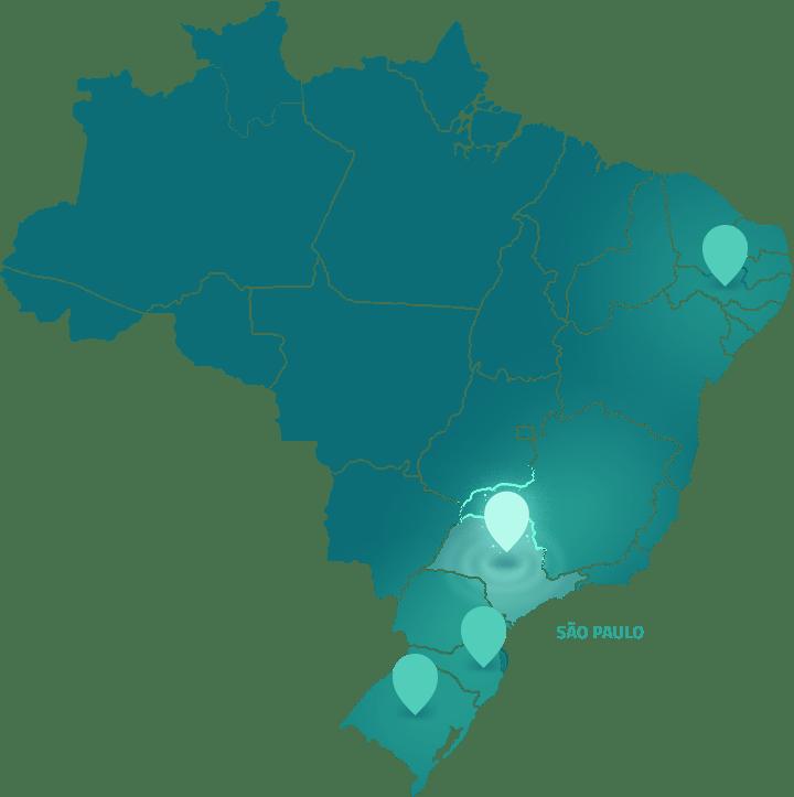 Mapa SP